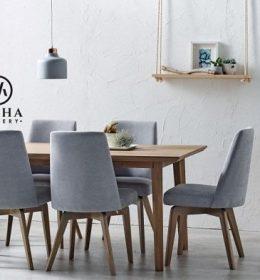Set kursi makan miller terbaru