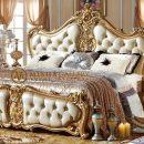 Tempat tidur klasik italian 130x130 - Tempat Tidur Klasik Italian