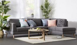 sofa sudut 260x152 - Set Sofa Sudut Asta Scandi