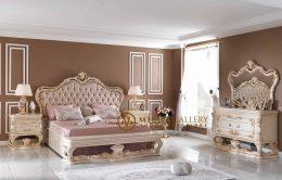 Set Tempat Tidur Klasik Kizi Murah 260x166 - Set Tempat Tidur Klasik Kizi Mewah