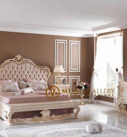 Set Tempat Tidur Klasik Kizi Murah