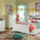 set tempat tidur anak medison