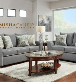 Set Sofa Tamu Agustine