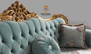 Sofa Tamu Klasik Arsya Terbaru