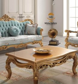 Sofa Tamu Klasik Modern Arsya