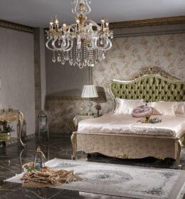 set tempat tidur exclusive safire 4
